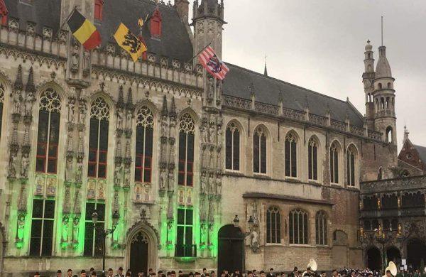 Taptoe Brugge